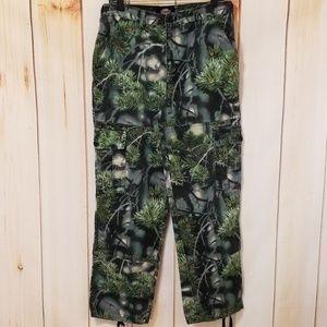 Dickies Camo West Vanish Camouflage Cargo Pants